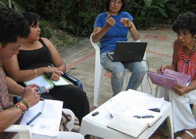 Cantoalavida - Team / Helfer